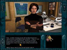 Nancy Drew 06: Secret of the Scarlet Hand 2