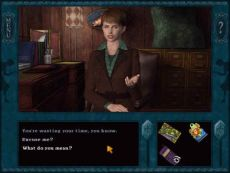Nancy Drew 08: The Haunted Carousel 2